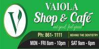 Vaiola Shop & Cafe