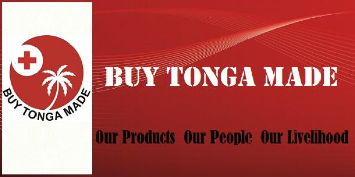 Buy Tonga Made