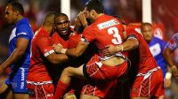 Photo from Mate Ma'a Tonga victory over Toa Samoa 2014