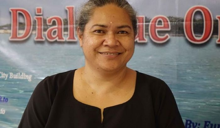 'Emeline Siale 'IlolahiaExecutive Director of the Civil Society Forum of Tonga