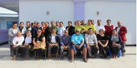 Tonga Mapping and iCAT workshop participants.