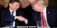 President Xi Jinping of PRC and President Donald Trump of USA