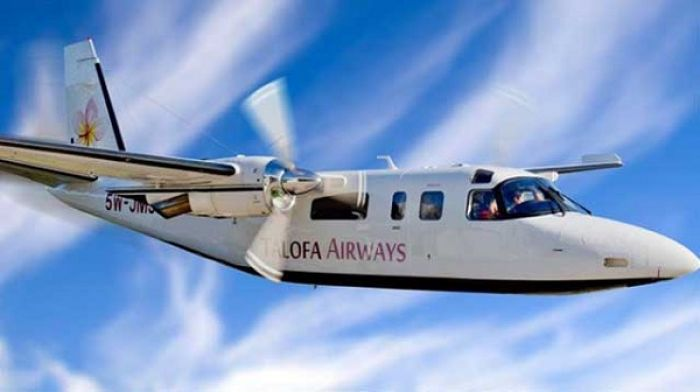 Talofa Airways flights to Tonga begin this month
