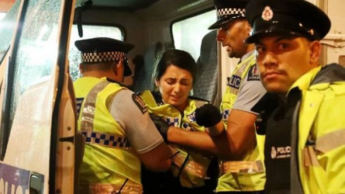 Female police officer assaulted in Ōtāhuhu following Tonga's Rugby League World Cup win
