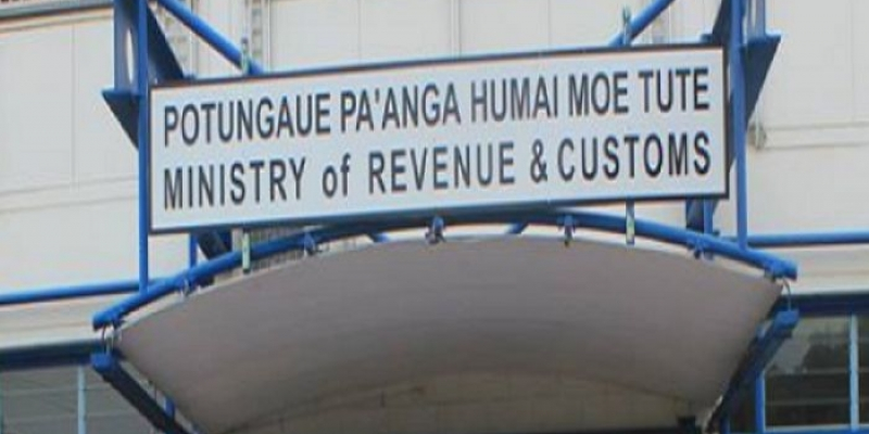 Tonga's Ministry of Revenue wants to connect...